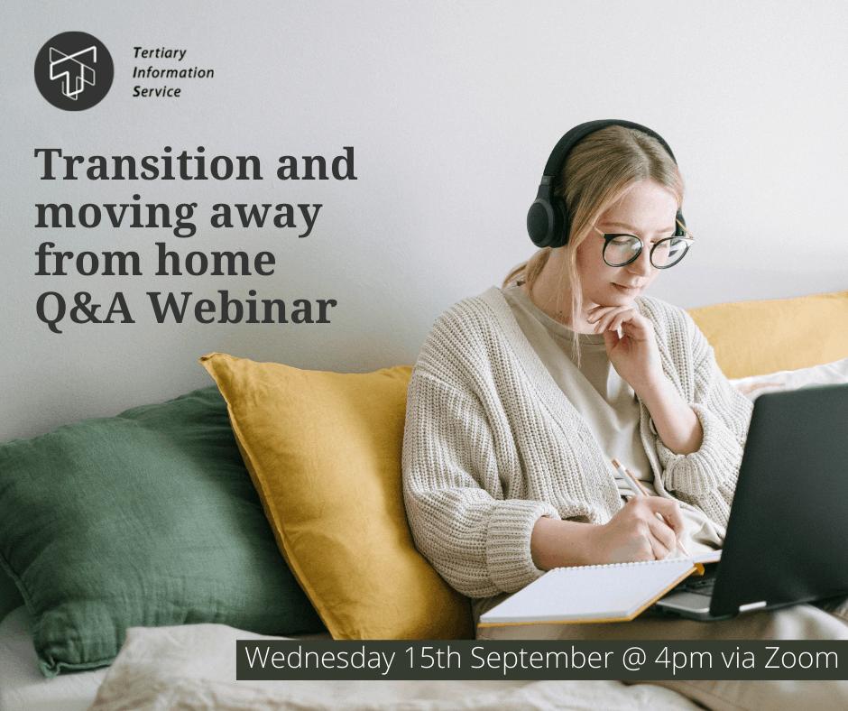 2021 Transition Q&A Webinar